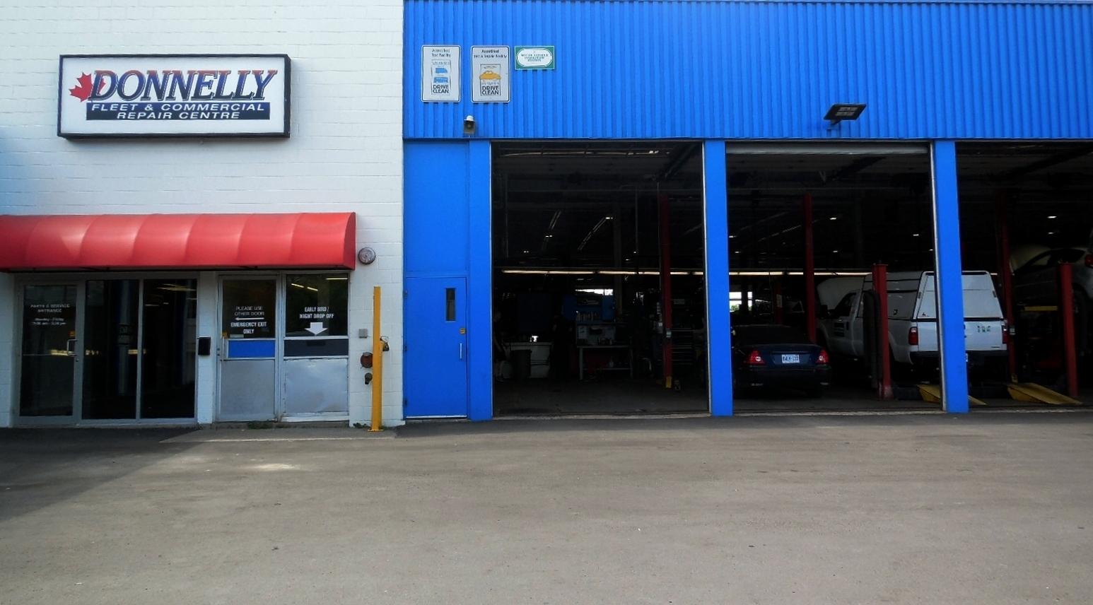Fleet & Commercial Service