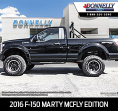 2016 F-150 Marty McFly Edition