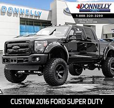 Custom 2016 Ford Super Duty