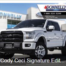 Cody Ceci Signature Edition