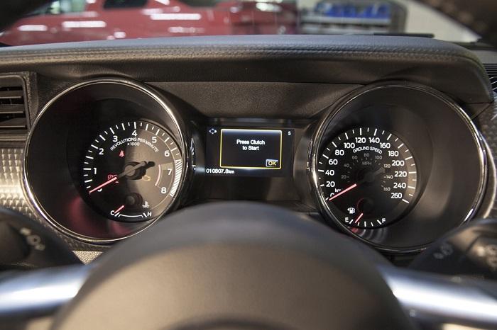 Custom 2015 Ford Mustang GT Premium