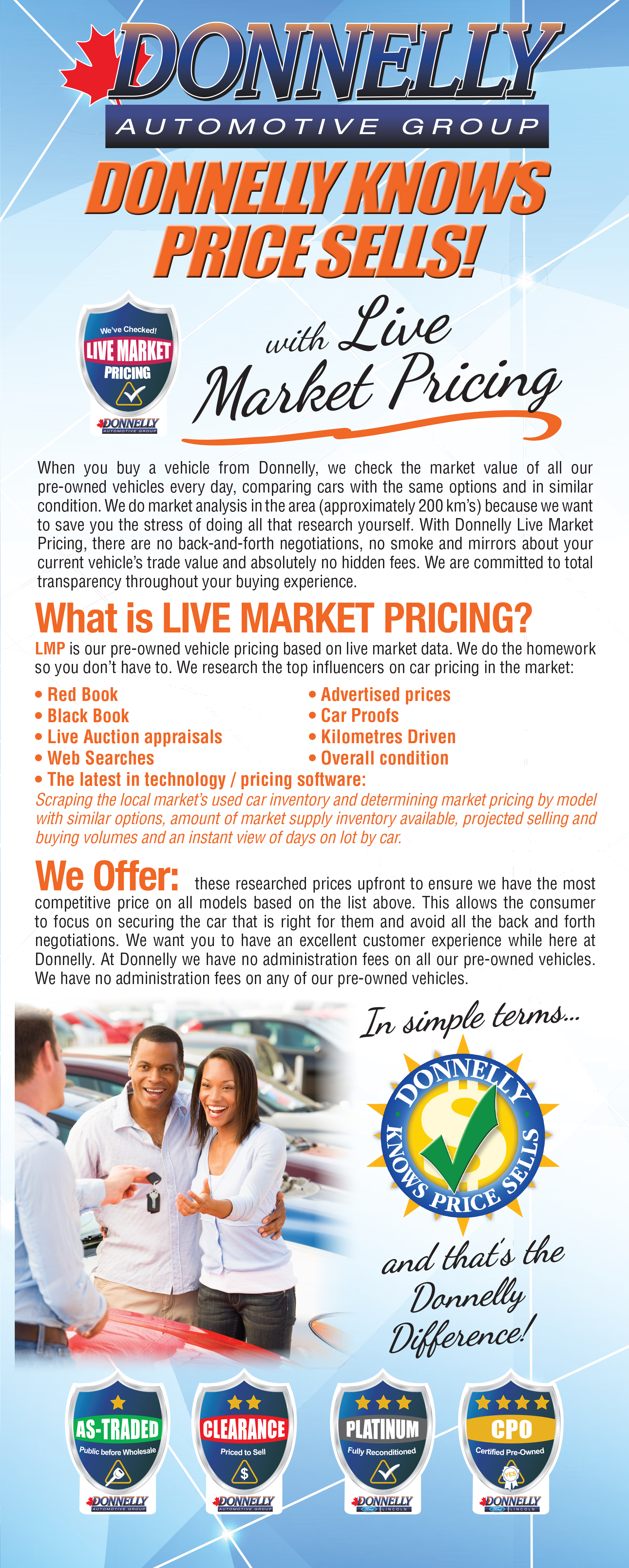 LiveMarketPricing