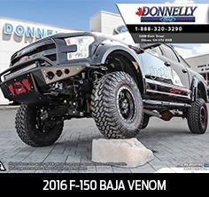 2016 F-150 Baja Venom