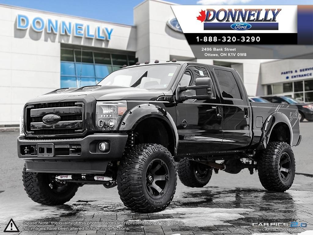 Custom 2016 Ford Super Duty