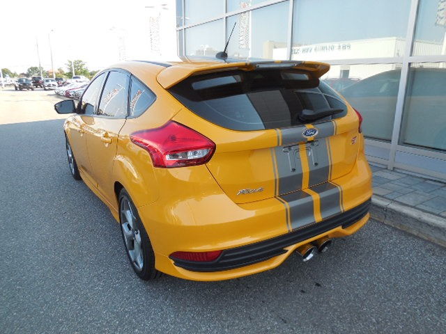 Custom 2015 Ford Focus