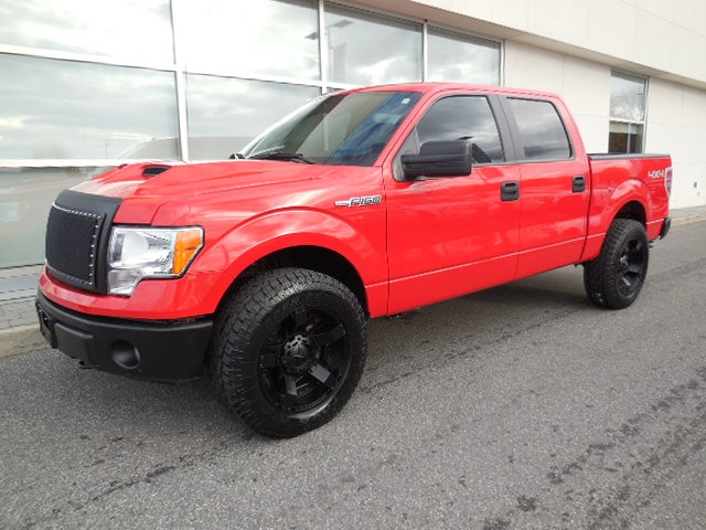F-150 XLT Agressive Edition