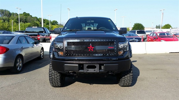 F-150 FRX Black Widow