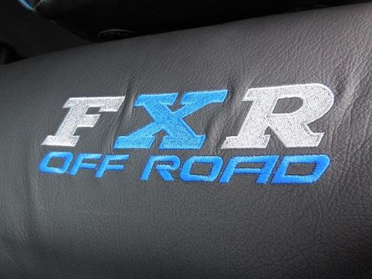F-150 FXR