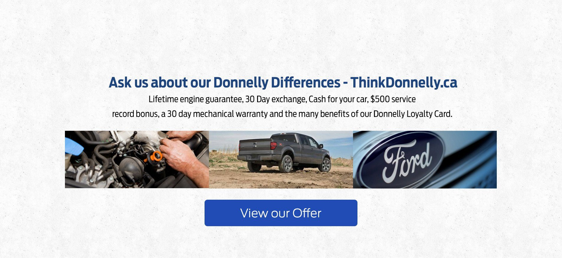 Donnelly Difference