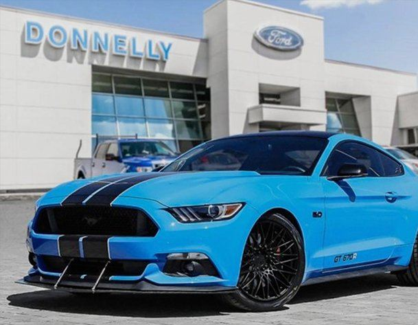 Mustang 670R