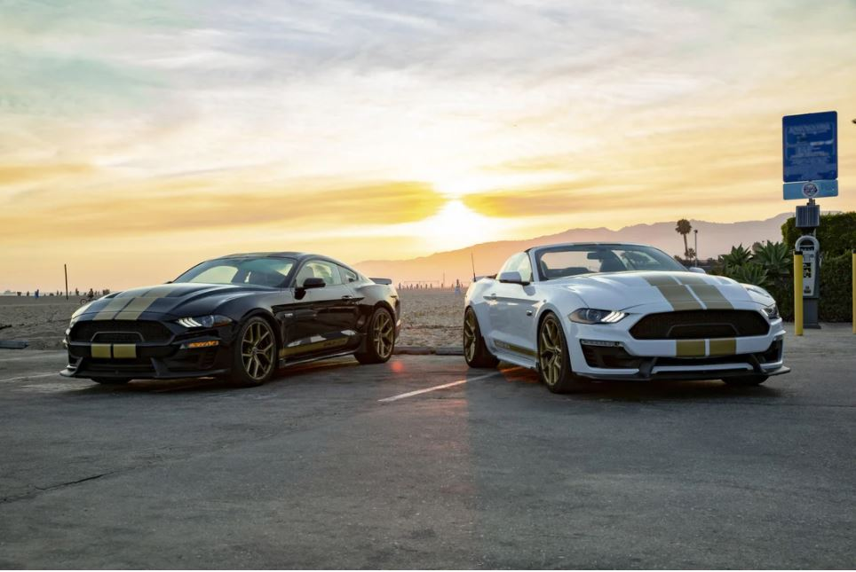 The Mustang Heritage