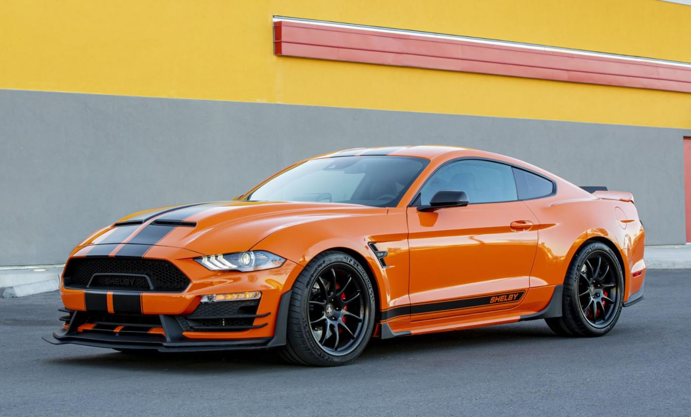 The Mustang Signature