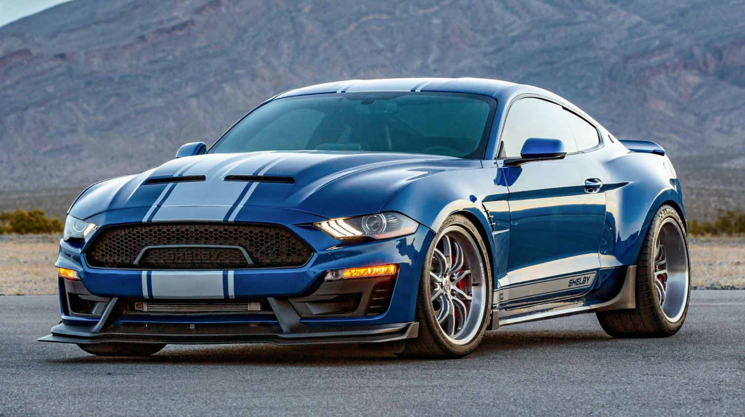 The Mustang Widebody